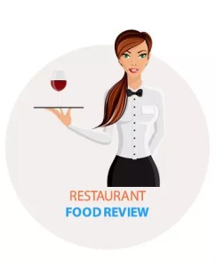 Restaurant Food Review Service