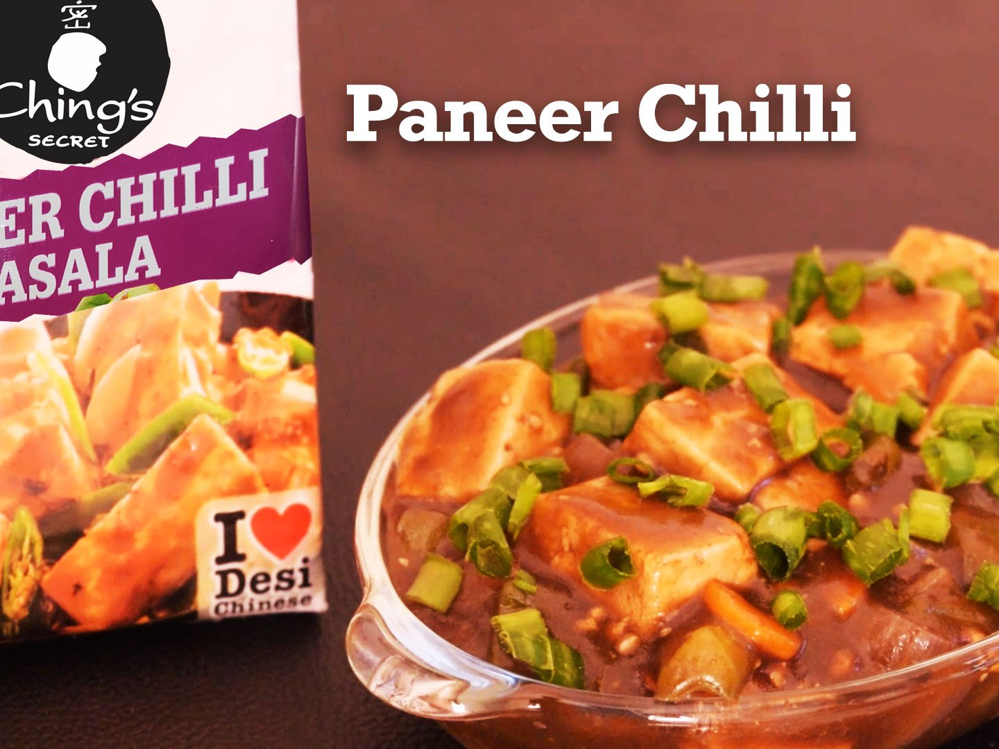 Paneer Chilli recipe step by step
