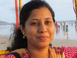 Deepika Ghare (Indian Food Blogger)