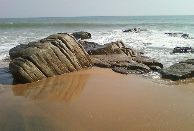 Image result for Bheemunipatnam Beach photography