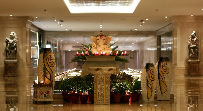 Ashoka Hotel New Delhi  Indian Holiday