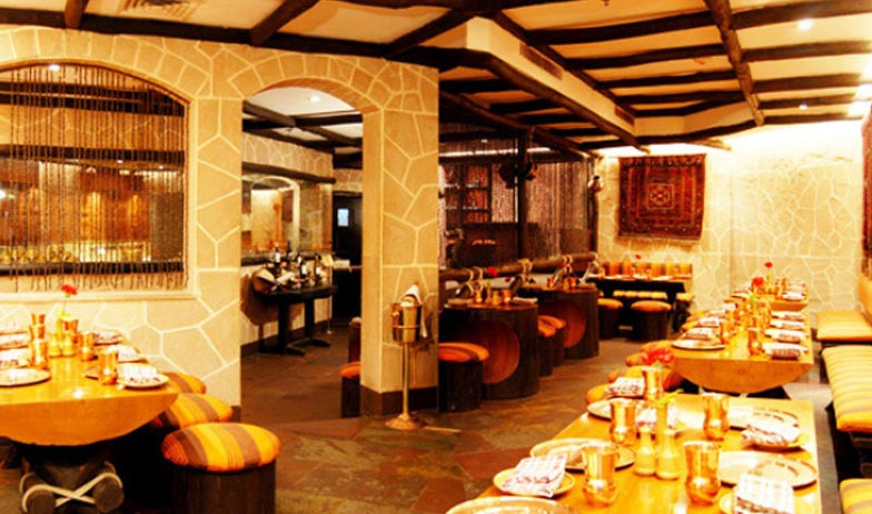 Itc Mughal Agra Luxury Spa In Agra Best Hotels In Agra