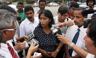 Isteri kepada tahanan ISA, M Manoharan