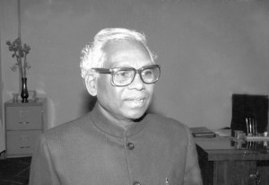 Former President of India (late) K R Narayanan
