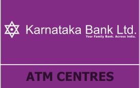 Karnataka Bank ATM Centres in Bangalore