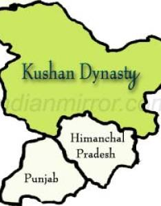 Kushan dynasty ruled in northern part of india jammu  kashmir the years bc rulers this were vima also indian dynasties historical list rh indianmirror