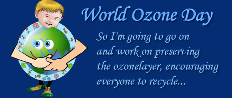 Image result for Images for World Ozone Day
