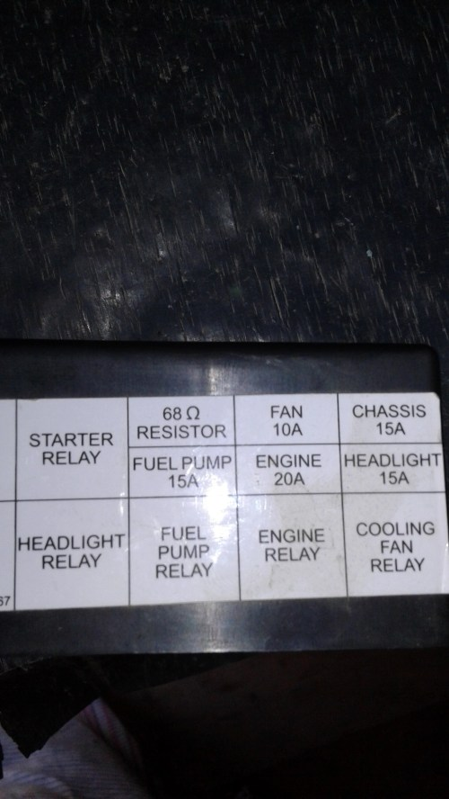 small resolution of fuse question indian motorcycle forum fuse box 2000 indian chief