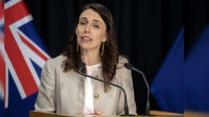 Ardern spends big in New Zealand's 'recovery' budget - Times of India