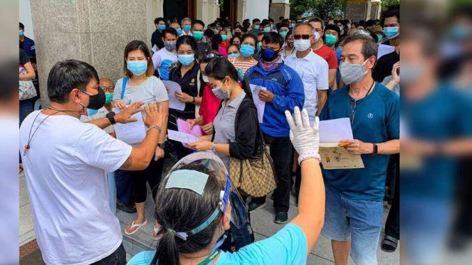 Indian Covid Variant in Thailand: Indian virus variant found in Thai travelers from Pakistan | World News - Times of India