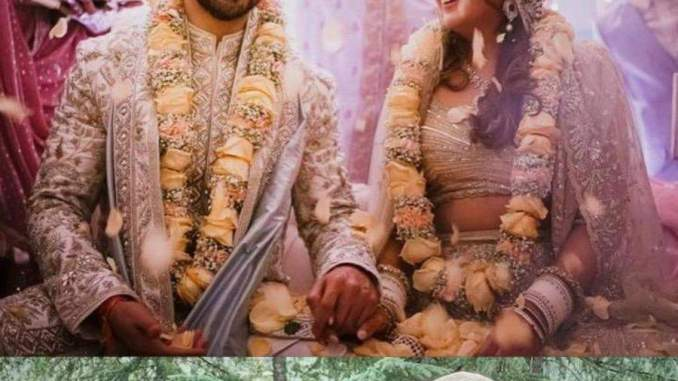 Celebs who got married during the pandemic
