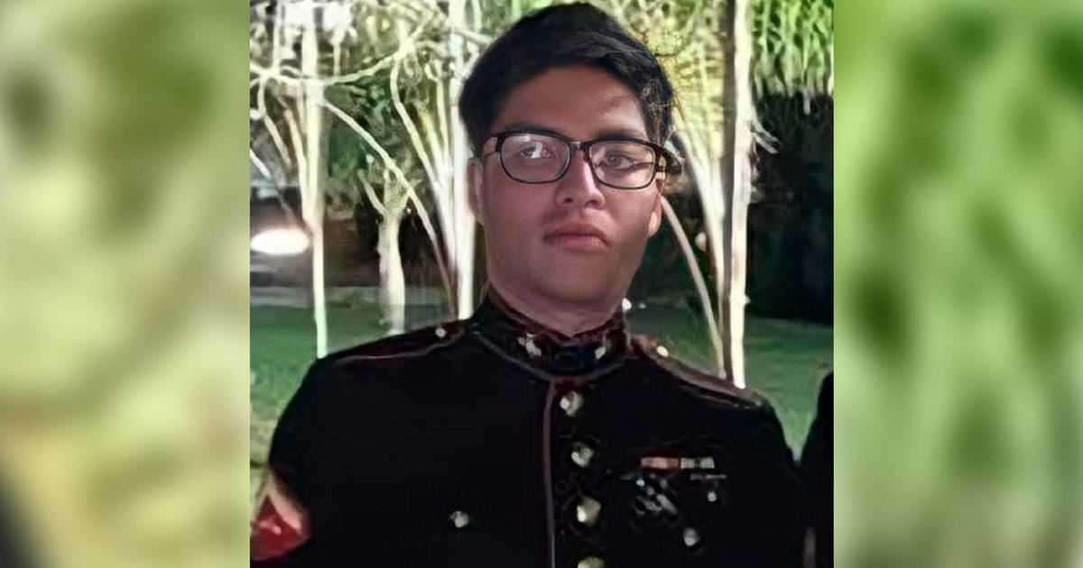 Body of 22-year-old Marine killed in Afghanistan airport explosion returned