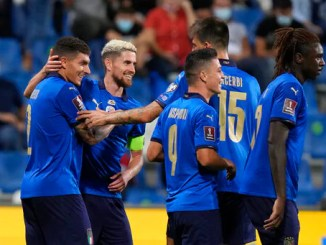 WC Qualifying: England Loses Perfect Record, Spain's Big Win