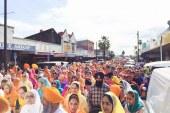 Thousands join Nagar Kirtan to mark Vaisakhi