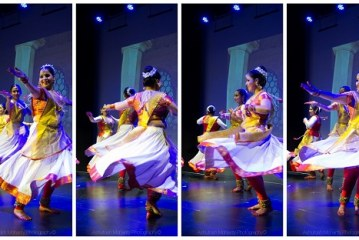 Bharata Natyam and Kathak concert in Wellington
