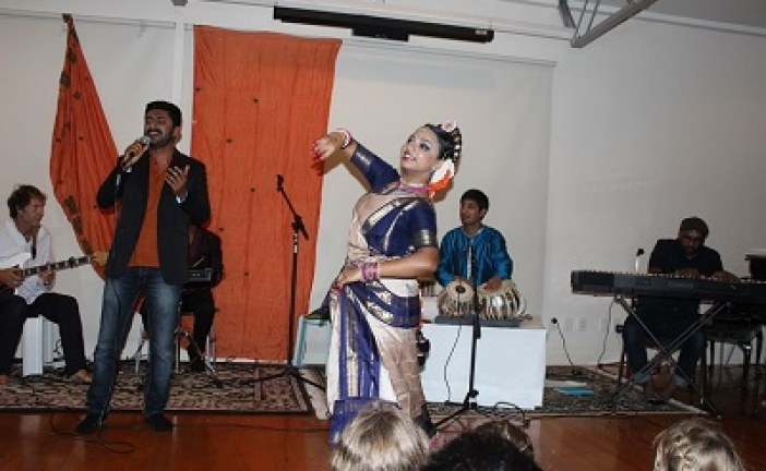 Meditational music and dance enthrals