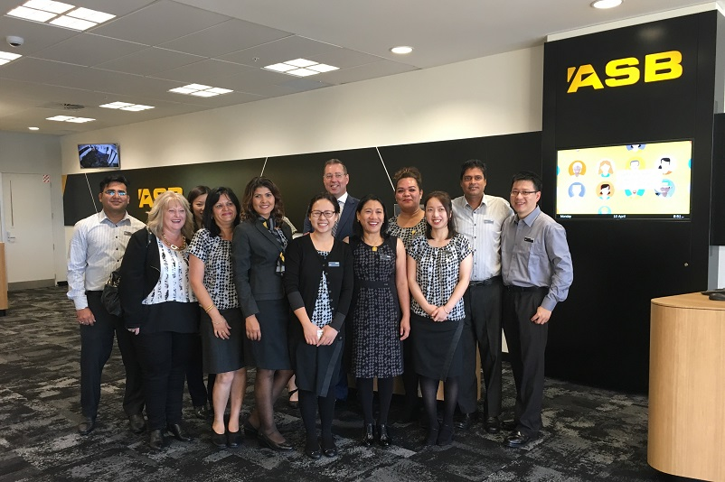 ASB opens new branch on Stoddard Road Mt Roskill