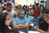 Parents learn students' assessment process