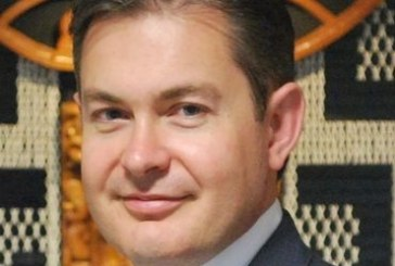 Jonathan Curr, our envoy to Fiji
