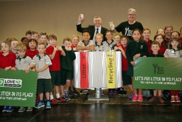 Campaign against litter launched