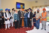 Washington Sikhs honour community worker