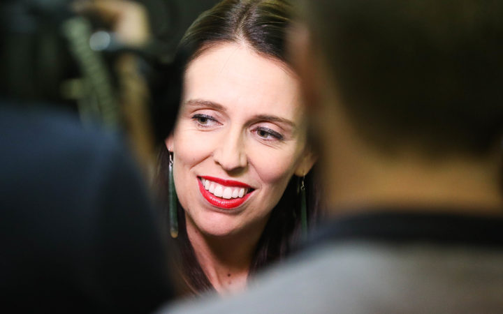 Jacinda Ardern meets German Chancellor Angela Merkel for trade talks