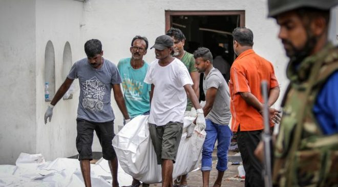 Bomb blasts in Sri Lanka abominable and cowardly act
