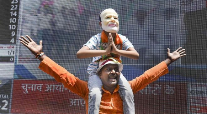 Narendra Modi to Rule India for Another Five Years