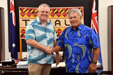 Australian obstinacy ruptures Pacific Islands Forum