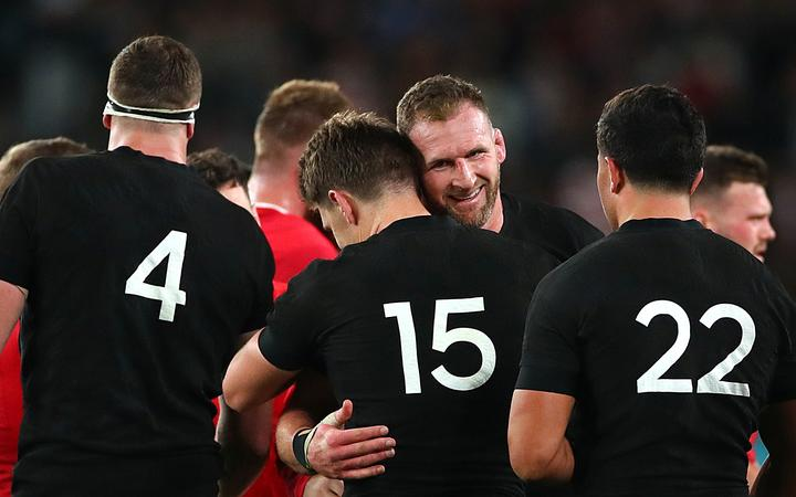 Skipper Read still among the best Rugby players