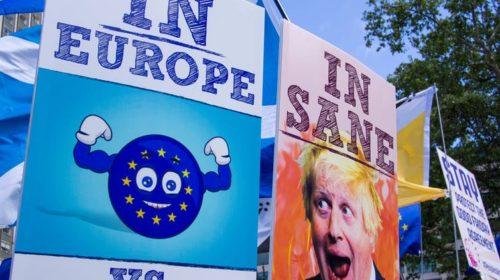 After Brexit, debate over future of EU continues