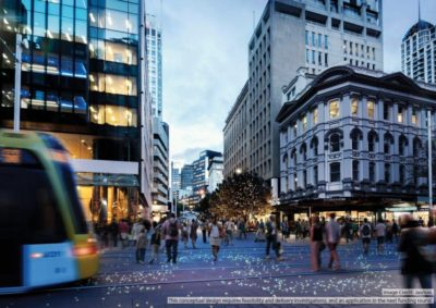 Digital platform creates visual document of future Auckland