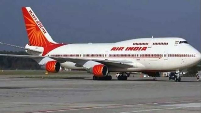 Air India File Image