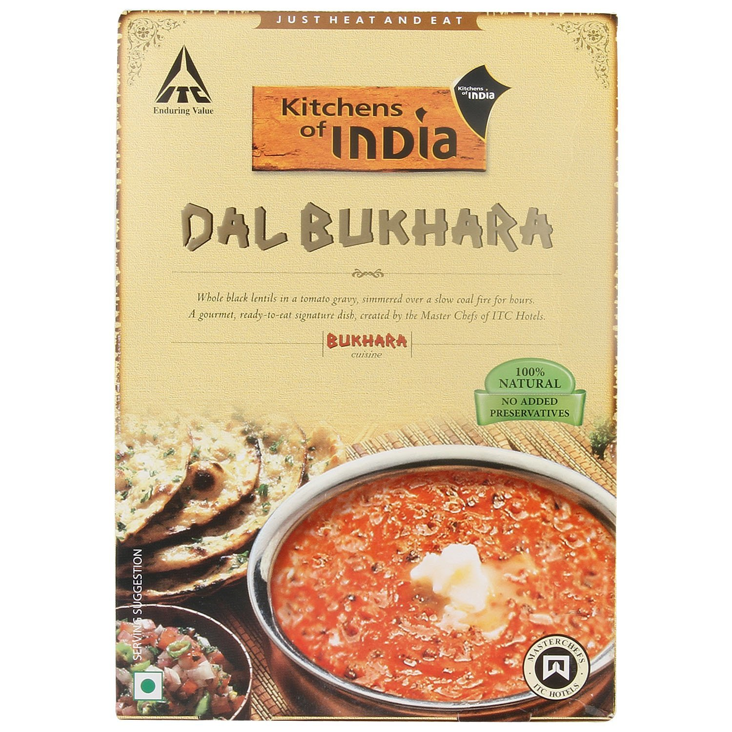 kitchens of india kitchen remodel design cost ready to eat gravy dal bukhara buy online switzerland ch