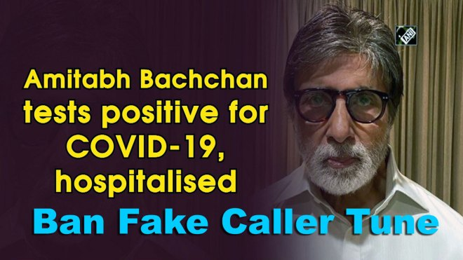 covid 19 caller tune amitabh bachchan