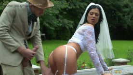 Groom Fucks Bride - Bride Fucked Outdoors Porn Full HD Nude fucking image Collection_00005