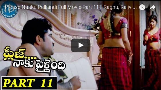 Full Telugu Movies Hot Scenes - Sorry Naku Pellaindi - Raghu, Ruthika Sharma, Lakshmi Sharma