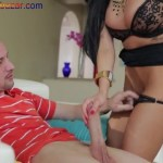 Black haired milf Fucking i suck her Big tits Boobs blowjob sex and Creampie Mom And Step Son Full HD Porn00002