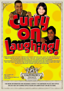 Indian comedy south africa
