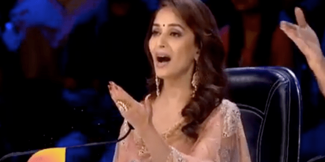 Madhuri Dixit Dance Deewane South Africa