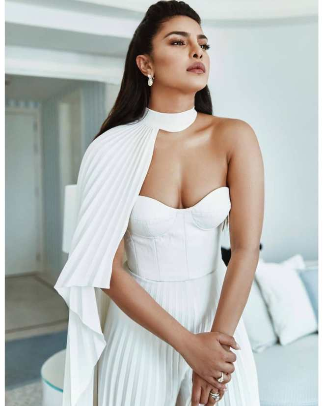 Priyanka Chopra Jonas Cannes look