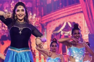 Madhuri Dixit Free dance classes
