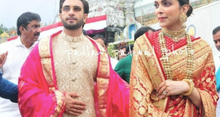 DeepVeer wedding anniversary