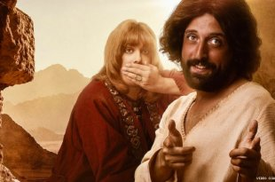 NETFLIX comedy Gay Jesus The First Temptation of Christ