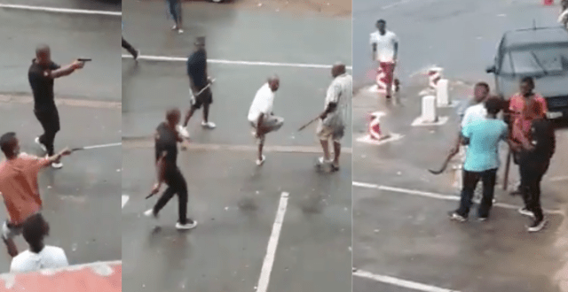 Chatsworth Gang Violence Video