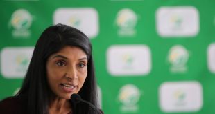 Kugandrie Govender CSA Acting CEO Cricket South Africa