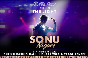 Sonu Nigam Blu Blood Dubai Middle East