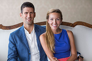 Photo of Novak Djokovic, his spouse Jelena recuperate 10 days after testing optimistic for COVID-19