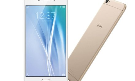 VIVO V5 Launched With 20MP Moon Light Selfie Camera