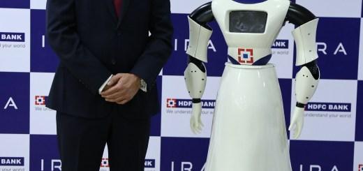 IRA The Robot